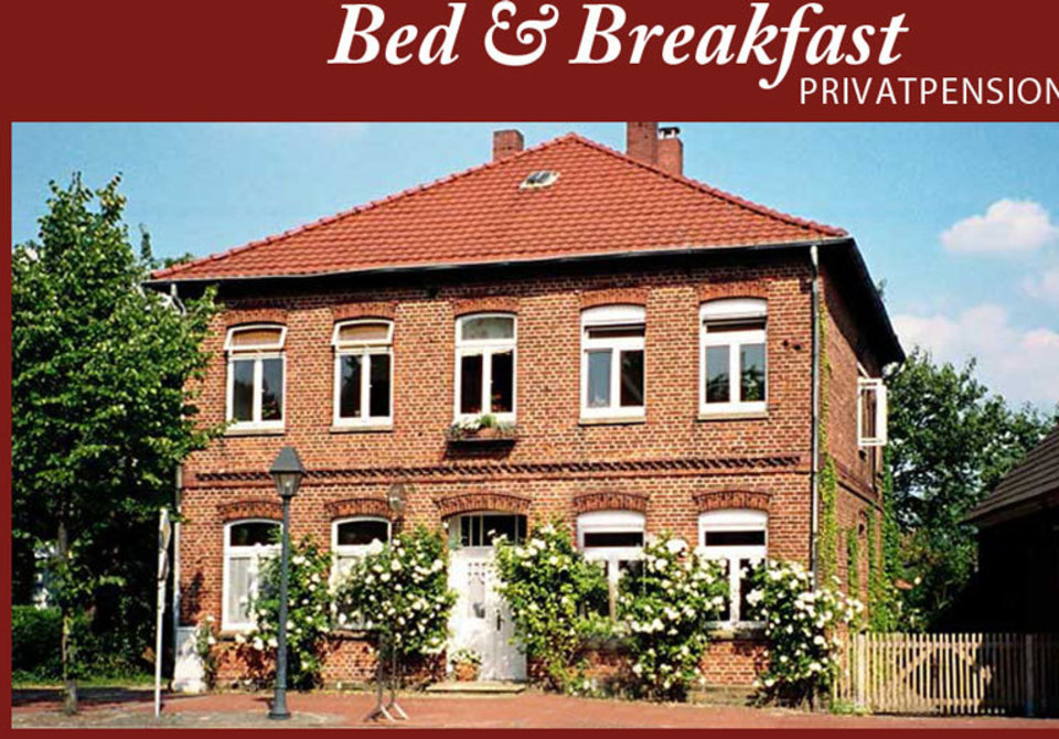 Bed and Breakfast Privatpension Willert